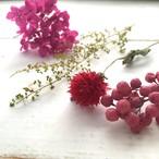 あじさいやのハーバリウム花材セット