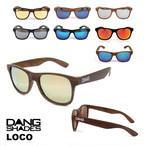 DANG SHADES (ダン・シェイディーズ) LOCO (ロコ)  loco3 サングラス ケース 付属 アウトドア ユニセックス メンズ レディース キャンプ ウィンター スポーツ スノボ スキー 紫外線 メガネ 眼鏡 グラス おしゃれ かっこいい カラー ライト 運転 ドライブ