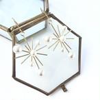 star & Perl pierce