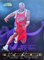 NBAカード 96-97SCOREBOARD Kobe Bryant #185 LAKERS