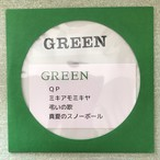 【花ポSHOP限定】The Broken TV「GREEN」