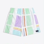 Abstract Swim Trunk