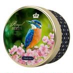 【インポート商品】リチャード・ロイヤル・バーズ セイロン紅茶缶(鳥柄/KINGFISHER) 40g