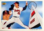 MLBカード 92UPPERDECK Jim Abbott #086 ANGELS CHECKLIST