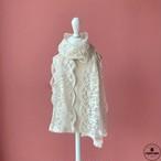 «即納» lace scarf レーススカーフ