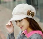 今年定番アイテム ★ニット帽子★おしゃれ★暖かい YZ836