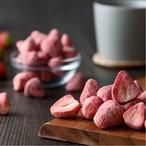 【バレンタイン限定】ホワイトチョコがたっぷりしみ込んだイチゴ