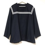 Dead Stock Croatian Navy Sailor Shirt 54