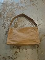 """LABOR DAY """"Newspaper Bag"""" Dark Beige Color"""