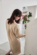 Asymmetric Cotton Dress