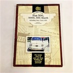 Fiat500 500D 595 Abarth TRANSPORT SOURCE BOOKS【Used books】【税込価格】