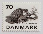ハリネズミ / デンマーク 1975