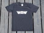 WOWキッズ Tシャツ黒(送料込み)