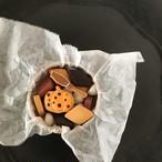 ハロウィンクッキー缶  mini