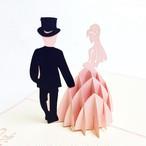 結婚祝い ウェディングドレス marrying