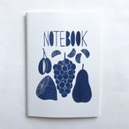 notebook (fruits)(A6)
