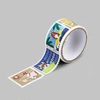 【デコレクションズ】Stampマスキングテープ「Welsh corgi」ウェルシュ・コーギー【犬柄 コーギー マステ】