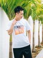 Photo Art S/S TEE (palmtree)