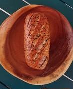 自家製ヨーグルト酵母とさつまいものパン