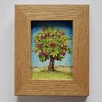 原画 「りんごの木 2」