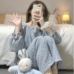 【送料無料】チェリー柄パジャマ♡ルームウエア♡