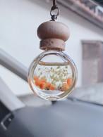 フレグランスキーホルダーorクリップ小瓶