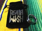 【DEATHWISH】DEATH SPRAY RING