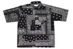 BANDANA shortsleeve shirt -1-