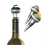 Curling Rock Wine ボトルストッパー