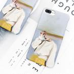 油絵 アート 少女 女の子 ミステリアス iPhone シェルカバー ケース 大人 スタイリッシュ 綺麗 ★ iPhone 7 / 7Plus  / 8 / 8Plus ★ [NW465]