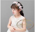 kids 子供 キッズ 髪飾り ヘッドドレス 花 可愛い きれい 発表会 演奏会 誕生日会 ヘッドアクセサリー