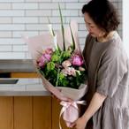 【母の日】飾れるブーケ Midium
