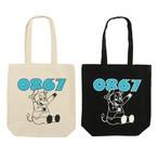 0867 / Tote Bag / Jersey Cow / Logo