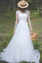 Rose♡3Dな刺繍レースが綺麗なドレス