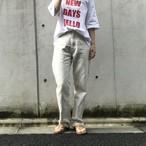 Liyoca ホワイトデニム【20SS】