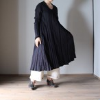 R&D.M.Co-/OLDMAN'S TAILOR Valley Stripe Pull Over Dress size M