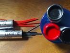 【 入荷分限定 】AUTOPOINT 専用替芯0,9mm 黒 / 赤