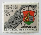 ルステナウ1100年 / オーストリア 1987