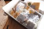 <注文後1週間程度で発送>贈り物に、アナトリエクッキーとルイボス茶葉詰め合わせセット A Mad Tea-Party.