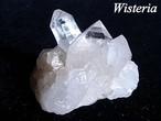 ヒマラヤ水晶クラスター バジル鉱山産 S01(41.1g)