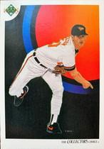 MLBカード 91UPPERDECK Gregg Olson #047 ORIOLES LIST