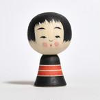 ミニこけし 約1寸 約3.8cm 鈴木明 工人(作並系)#0187
