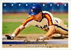 MLBカード 93UPPERDECK Steve Finley #231 ASTROS
