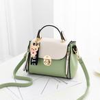 【小物】オリジナル素敵見え上質感ファスナー飾りカラー豊富バッグ