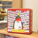 ★クリスマス 数量限定★ サンタ缶セット