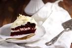 15cm低糖質レッドベルベットケーキ  (ホール)Keto  Red Velvet  Cake