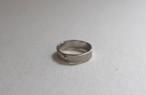 シンプルシルバーリング2(Silver色)