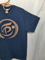 手書きTシャツ「風」Lサイズ