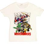 【トランスフォーマー】映画:トランスフォーマー・ロストエイジ|チームオートボット Tシャツ