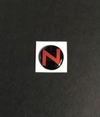 HONDA NBOX None  キーホールカバー 鍵穴隠し ポッティング加工 シール